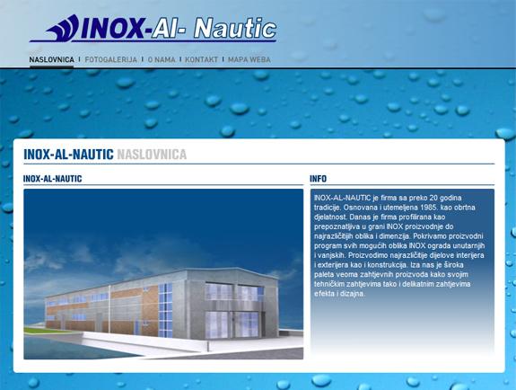 Inox Al Nautic Zadar
