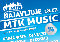 Više detalja o MTK Music Metković