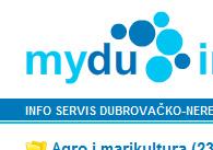 Više detalja o myDU info poslovni oglasnik
