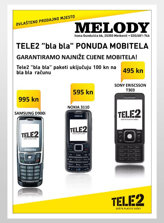 """Tele2 """"bla bla"""""""