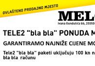 """Više detalja o Tele2 """"bla bla"""""""