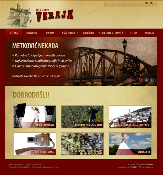 """""""Foto Veraja"""" Metković"""